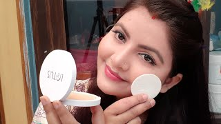 Lotus herbals whiteglow flawless complexion compact spf25 pa+++ review & demo| fairness compact|RARA