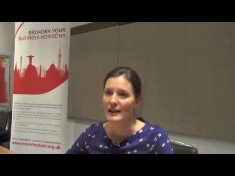 Doing Business in Myanmar: Stephanie Ashmore