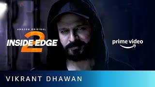 Dance with the Devil - Vikrant Dhawan   Inside Edge Season 2   Amazon Prime Video