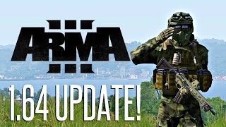 AK12 NERFED + LOTS OF CHANGES! - ArmA 3 1.64 Update