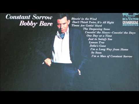 Bobby Bare Constant Sorrow Mono Lp Mp3
