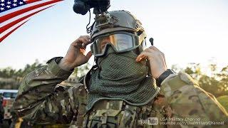 特殊部隊グリーンベレーの夜間軍事作戦訓練:米陸軍第7特殊部隊グループ