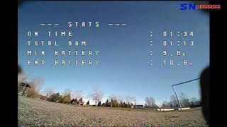 Crash-Testing my STP CX120 from SN Hobbies