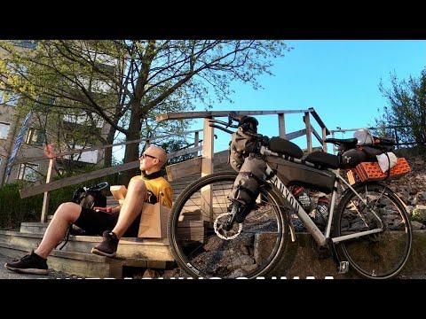Bikepacking Saimaa, Finland P1
