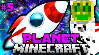 ICH werde ASTRONAUT?! - Minecraft Planet #5 [Deutsch/HD]