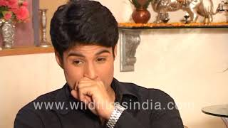 Rajiv Khandelwal on fall out with Ekta Kapoor: I am not a victim of anything