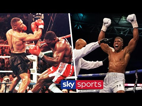 THE BEST HEAVYWEIGHT KNOCKOUTS! | Wilder, Mike Tyson, Joshua, Whyte + more