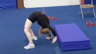 Tumblechef Presents: The Recipes: How to do a Front Walkover