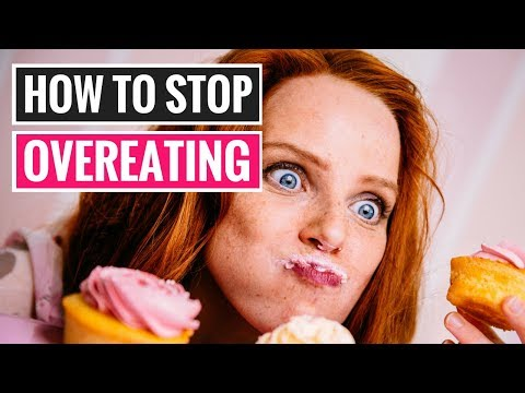 7 Simple Things You Can Do to Stop Overeating