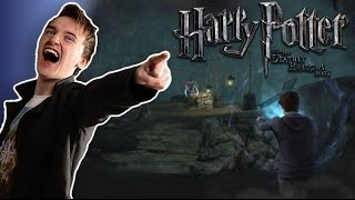 Game REVIEW ✯Harry Potter and the Deathly Hallows: Part 2 [Wii]✯