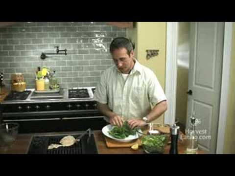 Video Recipe: Grilled Chicken Caesar Salad