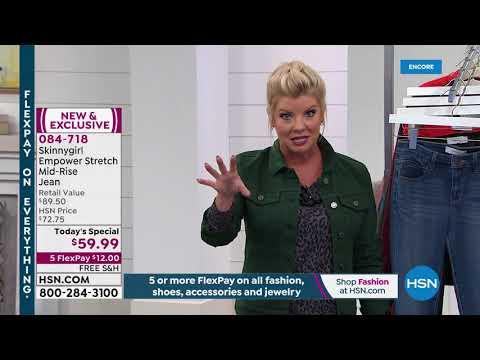 HSN   Skinnygirl Jeans by Bethenny Frankel. http://bit.ly/38aTqid
