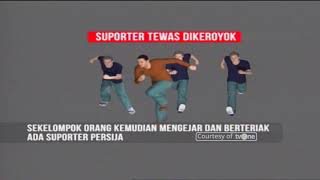 Download Video Kronologi Pengeroyokan Suporter Hingga Tewas MP3 3GP MP4