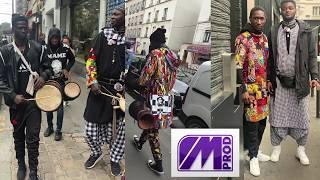 MAGAL 2019:REGARDEZ COMMENT LES MOURIDES DE PARIS