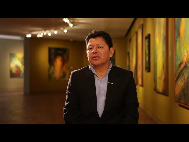 Retrospectiva Carlos Jacanamijoy 2013