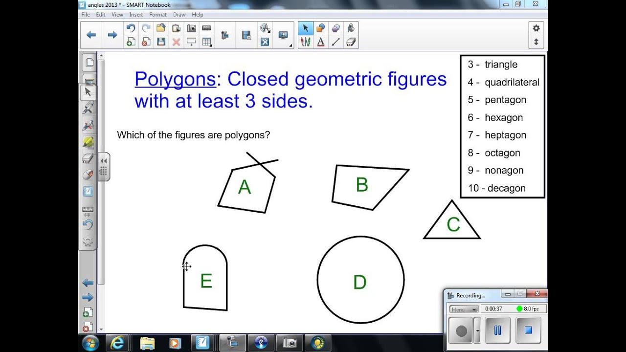 Polygons 7th Grade Math