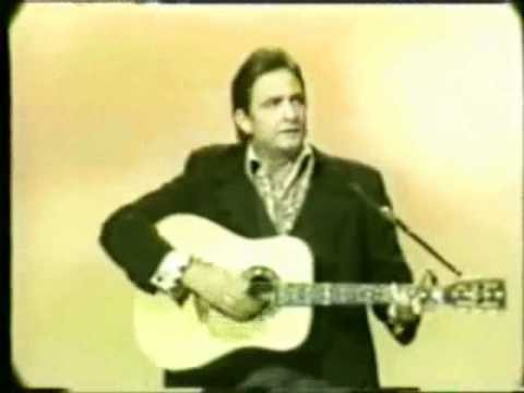 Johnny Cash He Turned The Water Into Wine Youtube