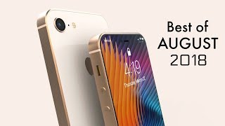 Top 5 Upcoming Best Smartphones in August 2018 ! Top 5 Latest Smartphones