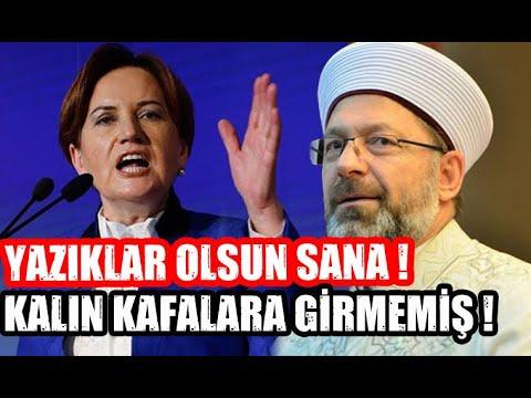 Meral Akşener Ali Erbaşa Çok Ağır Konuştu ! |  Yazıklar Olsun Sana !