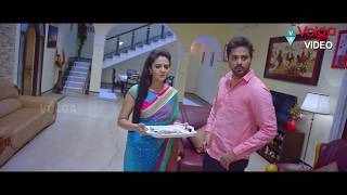 Srimukhi Emotional Scene || 2018 Latest Full Movie Kutumba Katha Chitram