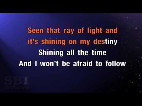 Hilary Duff-Someone's Watching Over Me (Karaoke)