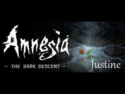 Justine - Amnesia The Dark Descent DLC Walkthrough - 100% Items and Everyone Saved