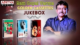 Ram Gopal Varma Telugu Hit Songs || Golden Cassettes Jukebox