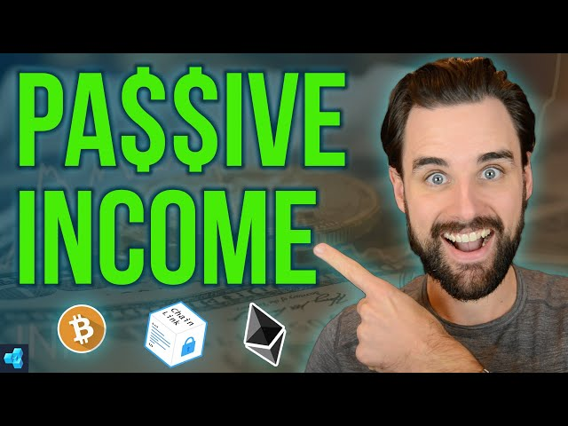 Earn PASSIVE INCOME with blockchain with this strategy