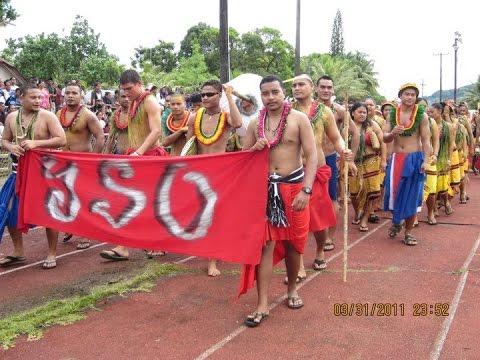 COMFSM Founding Day Parade 2011