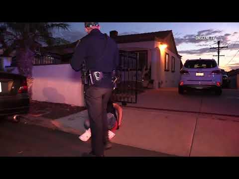 San Diego: Good Samaritans Take Down Hit & Run Suspect 10172017