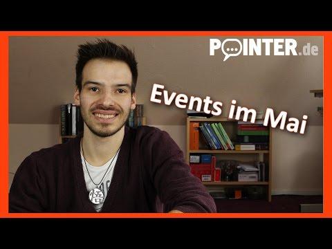 Patrick vloggt - Das erwartet euch im Mai!