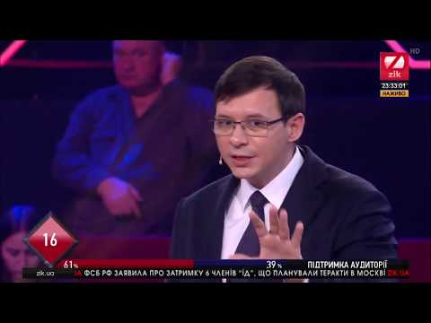 Евгений Мураев: Цена