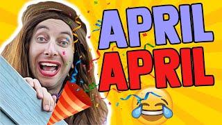 Helga & Marianne - Der große Aprilscherz!