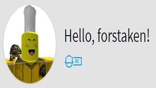 FOR 24 HOURS I HAVE TOFUU'S ACCOUNT.. (Roblox)