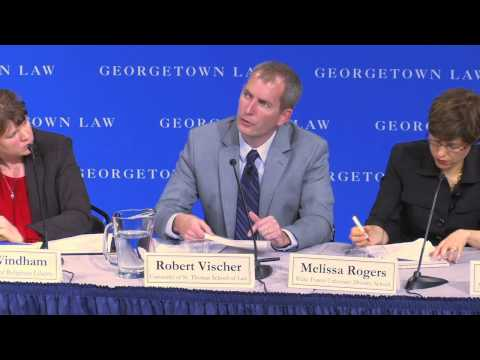 Robert Vischer and Martin Lederman on the HHS Mandate and the Definition of Religious Corporations