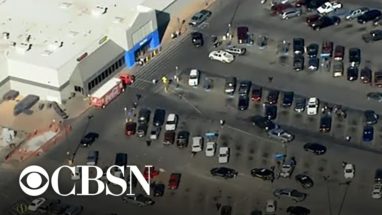 Police: Three killed in Oklahoma Walmart shooting