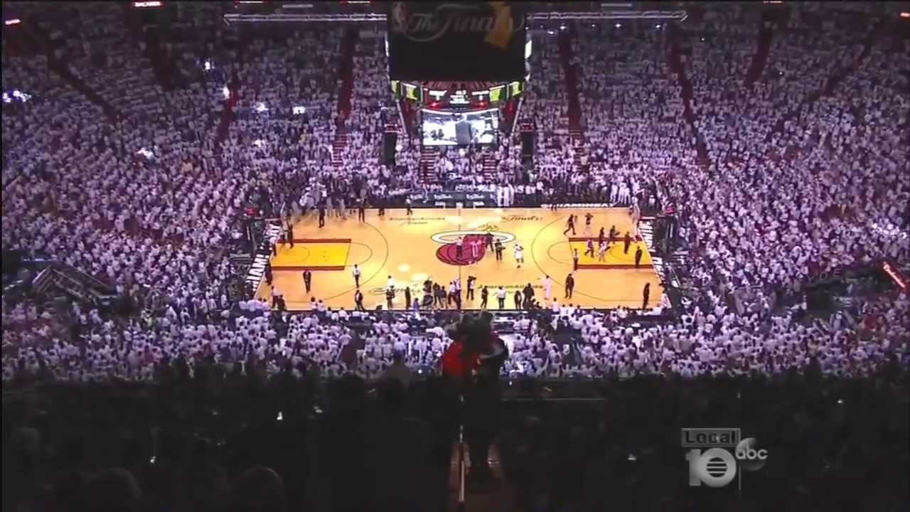 Nba Finals Abc Intro | All Basketball Scores Info
