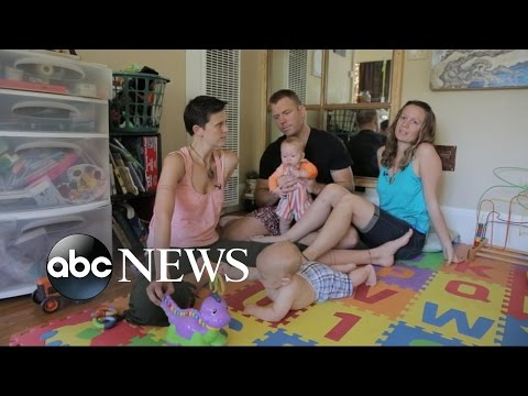 These Polyamorous Parents Put Controversial Spin on Child-Rearing from YouTube · Duration:  7 minutes 14 seconds