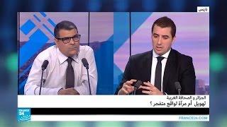 الجزائر والصحافة الغربية: تهويل أم مرآة لواقع متفجر؟