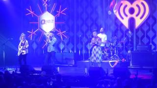 """Truthfully"" DNCE@Wells Fargo Center Philadelphia 12/7/16 Jingle Ball"