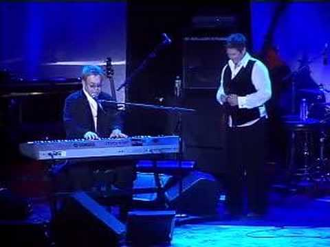 "K.d. Lang & Elton John ""Sorry Seems To Be The Hardest Word"""