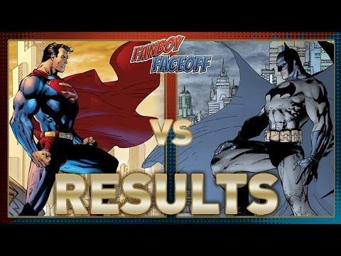 Gotham City vs Metropolis Results: Fanboy Faceoff