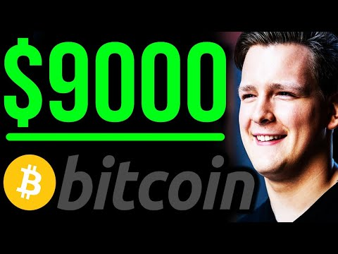BITCOIN $9000 BREAKING!?!! 🛑 What Next?? ETC Pump / Programmer Explains