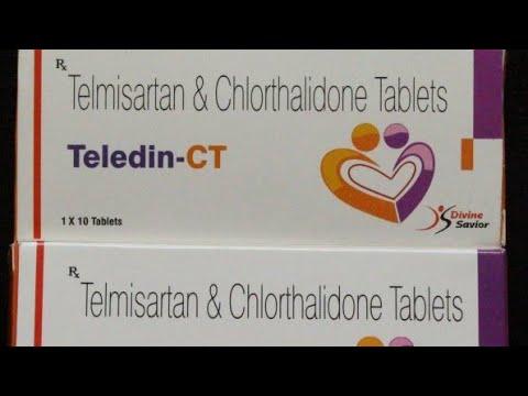 disfunzione erettile telmisartan