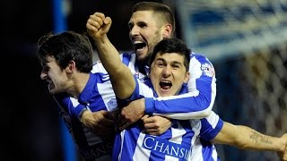 Sheffield Wednesday 3 Huddersfield Town 1 | EXTENDED HIGHLIGHTS 2015/16