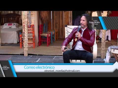 Entrevista Marco Antonio Solis parte 2 en Morelia (OTRO NIVEL ESPECTÁCULOS)
