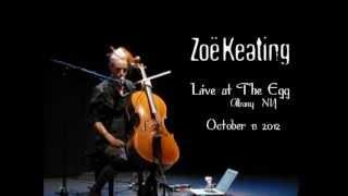 Zoe Keating @ The Egg - 11 - Beethoven