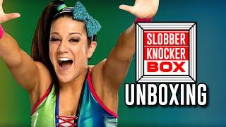 slobber knocker box unboxing april 2016