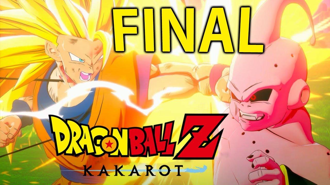 Dragon Ball Z Kakarot - FINAL ÉPICO!!!!! [ PC - Playthrough ]