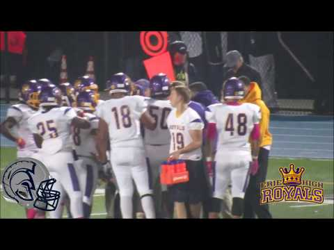 Erie pa high school football scores